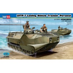 HB-82409 HOBBY BOSS 82409 1/35 LVTP-7 Landing Vehicle Tracked- Personal