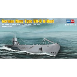 HB-83504 1/350 HOBBY BOSS German Navy Type VII-B U-Boat
