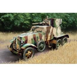 HB-83839 HOBBY BOSS 83839 1/35 Soviet BA-6 Armor Car+fotograbados