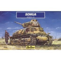 HEL-79875 Heller 79875 1/72 Somua