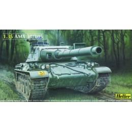 HEL-81137 Heller 81137 1/35 AMX 30/105. con fotograbados