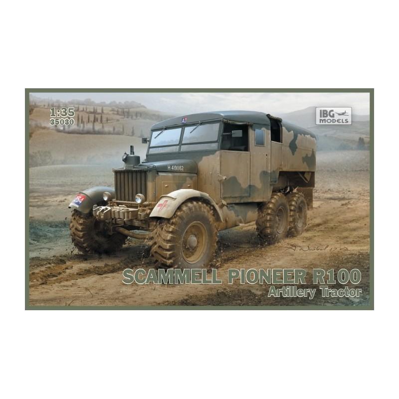 IBG-35030 IBG 35030 1/35 Scammell Pioneer R 100 Artillery Tractor