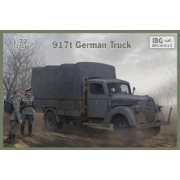 IBG-72061 IBG 72061  1/72 917t German Truck -