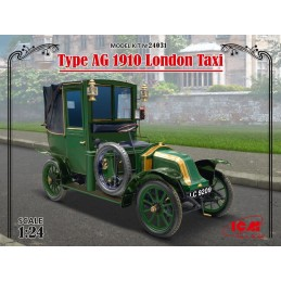 ICM-24031 ICM 24031 1/24 Type AG 1910 London Taxi