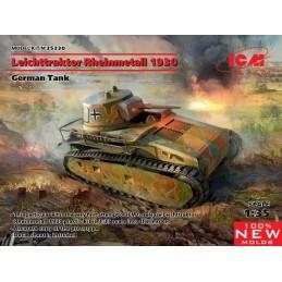 ICM-35330 icm 35330 1/35 Leichttraktor Rheinmetall 1930