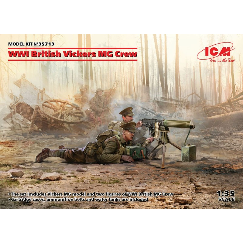 ICM 35713 1/35 WWI BRITIS