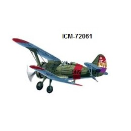 ICM-72061 1/72 I-15 Chato. Spanish Air Force Fighter-Biplane