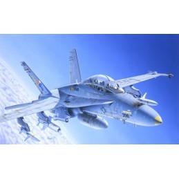 ITA-0016 ITALERI 0016 1/72 F/A-18 C/D WILD WEASEL
