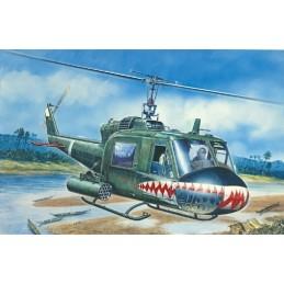 ITA-0050 ITALERI 0050 1/72 HELICOPTERO UH-1C GUNSHIP