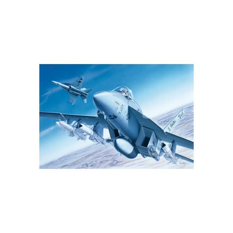 ITA-0083 ITALERI 0083 1/72 F/A-18 E SUPER HORNET