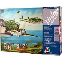 ITA-0103 ITALERI 0103 1/72 BOMBARDERO BR. 20 CICOGNA, COLECCION VINTAGE