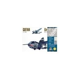 ITA-0111 1/72 PLANEADOR GOTHA GO 242/244, COLECCION VINTAGE