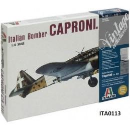 ITA-0113 ITALERI 0113  1/72 BOMBARDERO CAPRONI CA.311, COLECCION VINTAGE