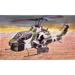 ITA-0160 ITALERI 0160 1/72  BELL AH-1W SUPER COBRA