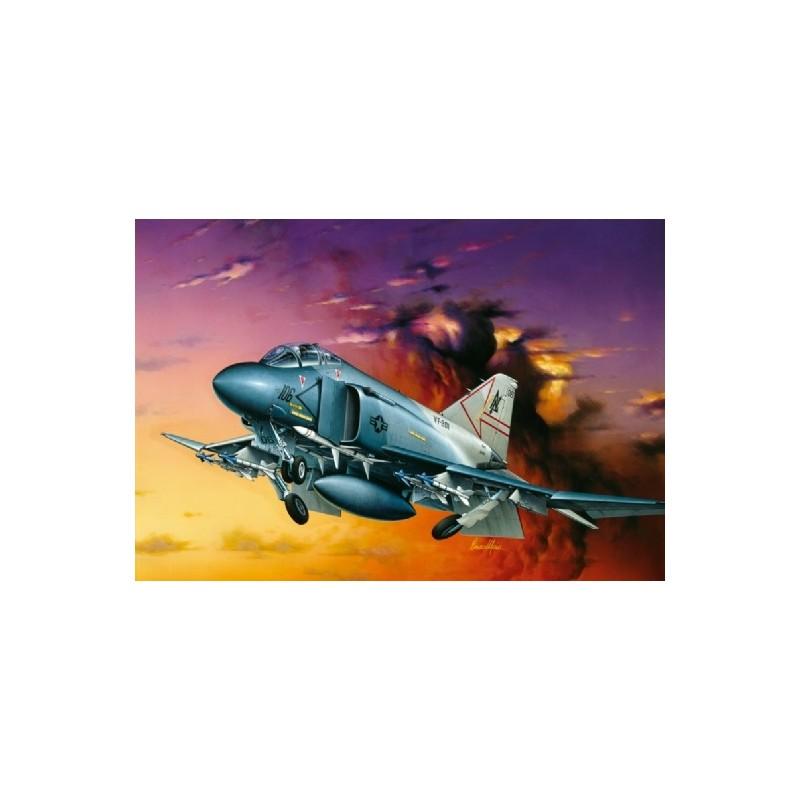 ITA-0170 ITALERI 0170 1/72 NAVY-PHANTOM F-4S