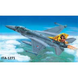 ITA-1271 ITALERI 1271 1/72 F-16 A/B FIGHTING FALCON