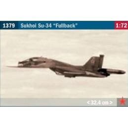 ITA-1379 ITALERI 1379 1/72 SUKHOI SU-34/32