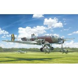 ITA-1391 Italeri 1391 1/72 Junkers JU 86 E1/E2