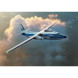 ITA-1430 italeri 1430 1/72 Fokker F27 Friendship