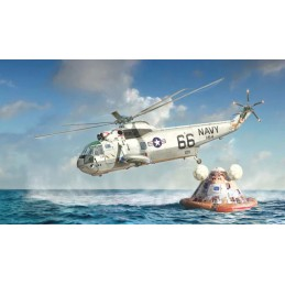 ITA-1433 ITALERI 1433 1/72 SH-3D Sea King Apollo Recovery 50° Ann. Moon landing