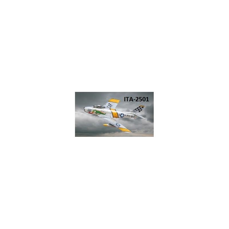 ITA-2501 1/32 F-86 F SABRE