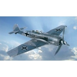 ITA-2678 ITALERI 2678 1/48 FOCKE-WULF FW 190 A-8