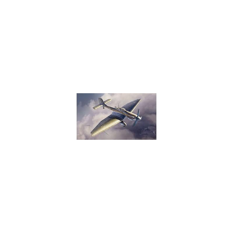 ITA-2709 ITALERI 2709 1/48 JUNKERS JU-87 D-5 STUKA+fotograbados