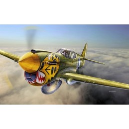 ITA-2717 1/48 CURTISS P-40 E/K KITTYHAWK