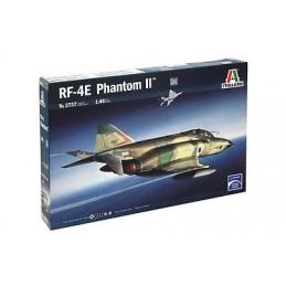 ITA-2737 ITALERI 2737 1/48  ITALERI 2737 McDonnell Douglas RF-4E Phantom II