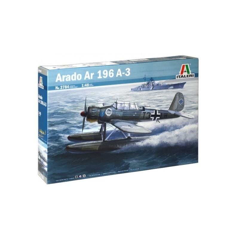 ITA-2784 Italeri 2784 1/48 Arado AR 196 A-3