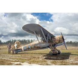 ITA-2801 Italeri 2801 1/48 Fiat CR.42 Falco - The Battle of Britain