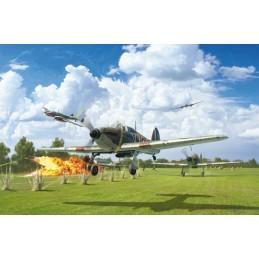 ITA-2802  Italeri 2802 1/48 Hurricane Mk.I