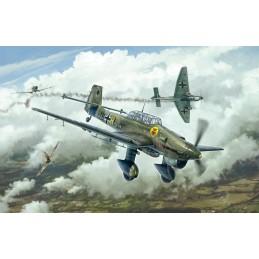 """ITA-2807 Italeri 2807 1/48 Junkers Ju 87B Stuka """"The Battle of Britain"""""""