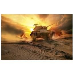 ITA-36504 Italeri 36504 1/35 American M24 Chaffee