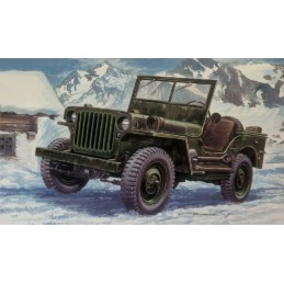 ITA-3721 1/24 WILLYS JEEP (1/4 TON)