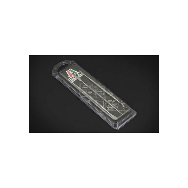 ITA-50819 Italeri 50819 Set of 3 Stainless Steel Carvers