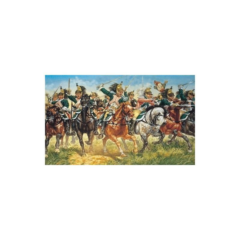 ITA-6015 ITALERI 6015 1/72 DRAGONES FRANCESES 1815, GUERRAS NAPOLEONICAS