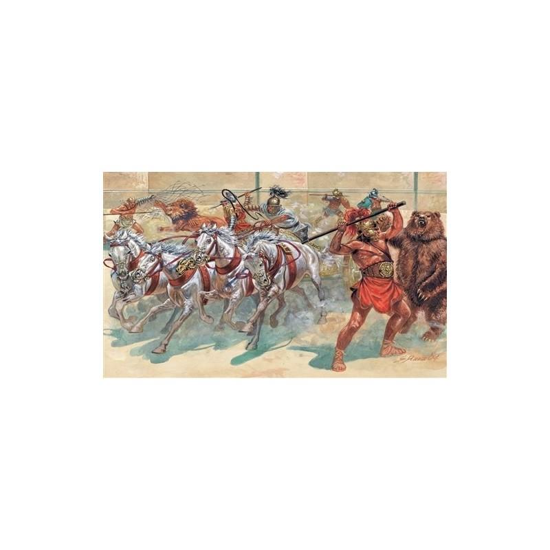 ITA-6062 1/72 GLADIADORES, SIGLOS I Y II A.C
