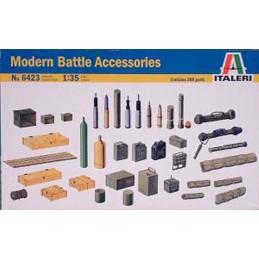 ITA-6423 1/35 ITALERI 6423 ARMAMENTO Y EQUIPO DE COMBATE MODERNO