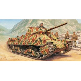 ITA-6476 ITALERI 6476 1/35  P40  VERSION ALEMANA.