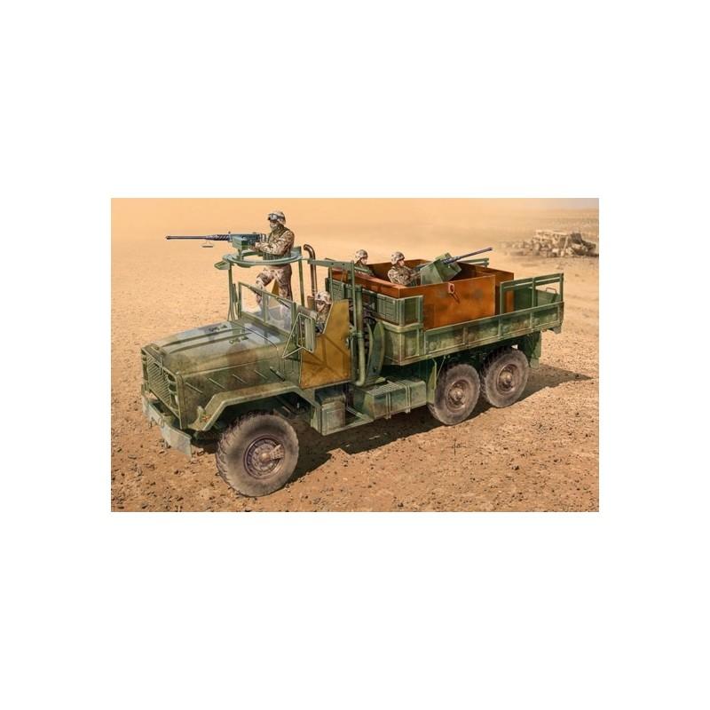 ITA-6503 1/35 US ARMOURED GUN TRUCK