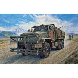 ITA-6513 ITALERI 6513 1/35 M923 HILLBILLY Gun Truck