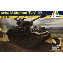 "ITA-6529 ITALERI 6529 1/35 M4A3E8 SHERMAN ""FURY"""