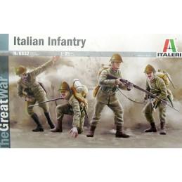 ITA-6532 ITALERI 6532 1/35 WWI Italian Infantry 1915