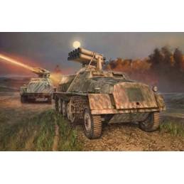 ITA-6562 Italeri 6562 1/35 15 cm Panzerwerfer 42 auf sWS