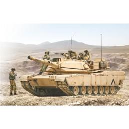 ITA-6571 Italeri 6571 1/35 M1A1 Abrams with crew