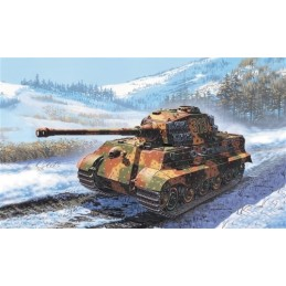ITA-7004 ITALERI 7004 1/72 KING TIGER
