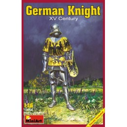 MA-16002 MiniArt 16002 1/16 GERMAN KNIGHT XV century