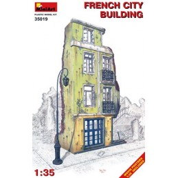 MA-35019 1/35 French City Building
