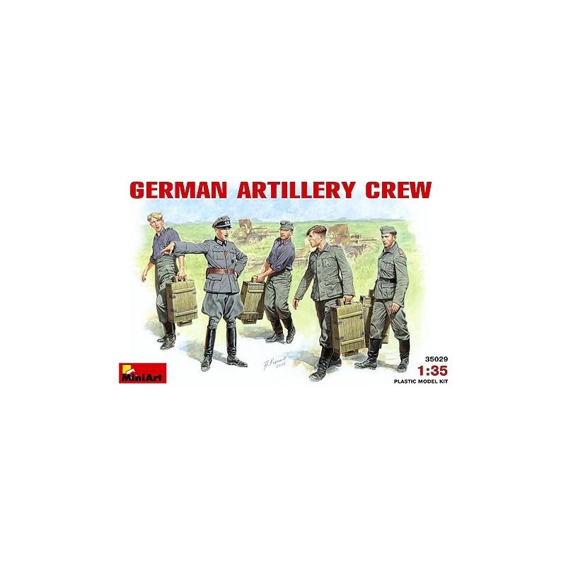 MA-35029 1/35 German Artillery Crew